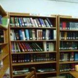 افتتاح کتابخانه در روستای پوم سندرک