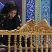 مرحله استانی مسابقات قرآن دانشآموزان دختر-اراک
