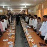 شورای فرهنگ عمومی   شهرستان بندر خمیر برگزار شد