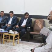 گزارش تصویری دیدار اعضای شورای شهر کوهدشت با اساتید حوزه علمیه باقرالعلوم