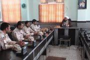 دیدار فرمانده دریابانی شهرستان با مدیر آموزش و پرورش ابوموسی