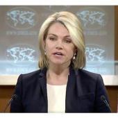 """آمریکا: حماس از مساله انتقال سفارت، برای """"تحریک به خشونت"""" استفاده میکند!/ حوادث غزه جدید نیست"""