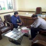 برگزاری نشست هم اندیشی با جهادکشاورزی شهرستان رودان