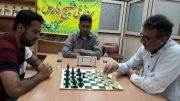 مسابقات شطرنج به مناسبت روز ملی خلیج فارس برگزار شد