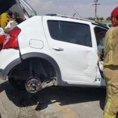 سمنان| قیمت بالای خودروهای ایمن با معادله سفرهای امن همخوانی ندارد