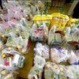 توزیع هزار و ۴۰۰ سبد غذایی بین مددجویان کمیته امداد بستک