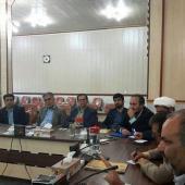 گزارش تصویری جلسه شورای هماهنگی دفاع مقدس شهرستانهای لرستان