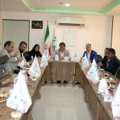انجمن روزنامه نگاران با خانه مدیران کارآفرین استان هرمزگان تفاهمنامه همکاری امضا کردند