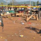 داعش کنترل شهرکی در شمال شرق نیجریه را به دست گرفت