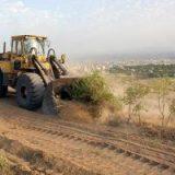 رفع تصرف ۲۵ هزار متر مربع زمین ملی در رودان