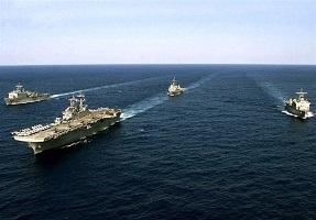 ایران چهارمین قدرت برتر دریایی در جدیدترین رده بندی نیروی دریایی کشورها