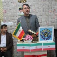 افتتاح نخستین دفتر روستایی انجمن قرآن وعترت کشور در روستای کووه ای قشم