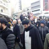 حضور فرزندان امام خامنهای در راهپیمایی ۲۲ بهمن ۹۷ + عکس