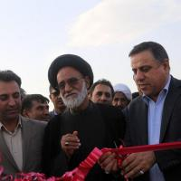 پنج پروژه عمرانی در شهرستان رودان افتتاح و کلنگ زنی شد