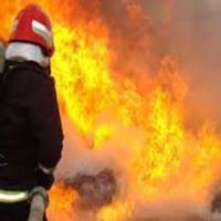آتش سوزی جان یک شهروند کرمانی را گرفت