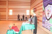 اختتامیه المپیاد درون مدرسه ای شهرستان ابوموسی برگزار شد