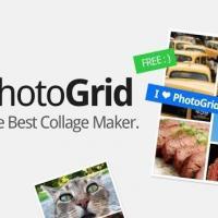 دانلود Photo Grid برنامه ویرایش و ترکیب تصاویر اندروید