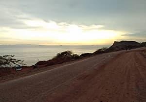افتتاح طرح ساماندهی خط ساحلی جزیره هرمز با حضور وزیر کشور