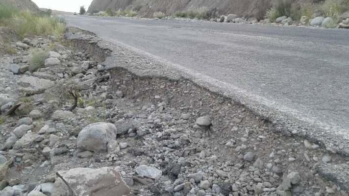 داستان تکراری حادثه در جاده غیراستاندارد سیاهو به بندرعباس/رالی مرگ در جاده ناایمن
