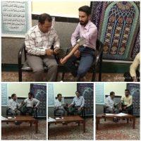 اجرای طرح بسیج ملی کنترل فشار خون در آموزش و پرورش ابوموسی