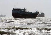 جانشین دریابانی هرمزگان : ۵ شناور تجاری حامل کالای قاچاق توقیف شد