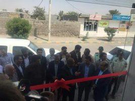 تصاویر / افتتاح طرح کارآفرینی خانه صنایع دستی روستای حسنلنگی
