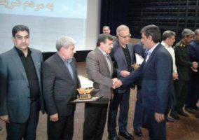 آموزش و پرورش هرمزگان رتبه برتر جشنواره شهید رجایی استان شد