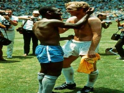 سنت شکنی دو اسطوره فوتبال در مستطیل سبز