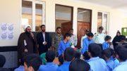 بیست و دومین دوره انتخابات شورای دانش آموزی در مدارس شهرستان ابوموسی برگزار شد