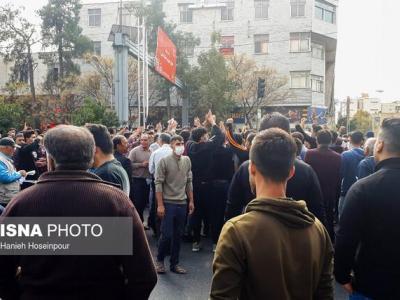 تازهترین گزارش ایسنا از اعتراضات پراکنده در برخی شهرهای کشور