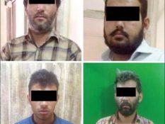 شلاق، تبعید و یک قرن زندان برای «دشداشه پوشهای مسلح»