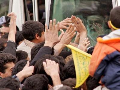 سخنرانی بهیادماندنی رهبر معظم انقلاب در جمع مردم یزد
