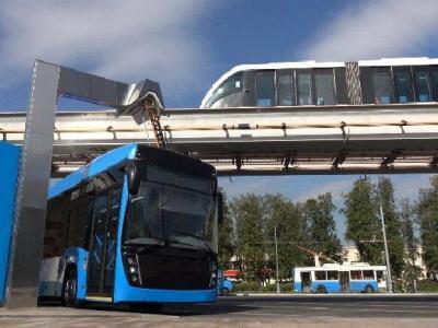 رونمایی از اتوبوس کاملا برقی بومی تا پایان سال/ساخت ۷۰ درصدی قطعات در داخل کشور