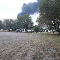 پایگاه نظامی آمریکا در آفریقا هدف حمله قرار گرفت