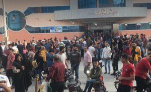زمین لرزه در بندر لافت شهرستان قشم