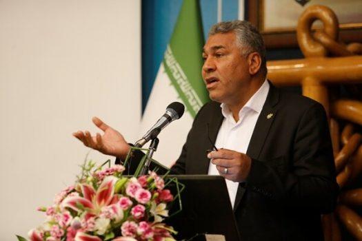 اله مراد عفیفی پور: بهره برداری از ۲۲ پروژه دریایی و بندری درایام دهه فجر