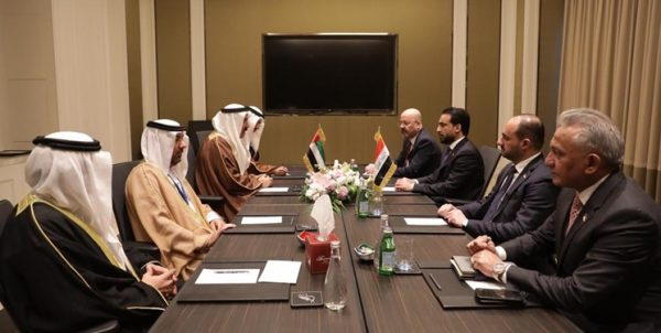 درخواست عراق از امارات برای پیوستن به تلاش علیه معامله قرن