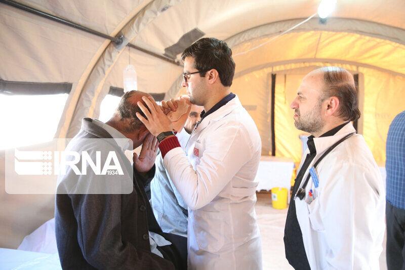 موسی رنجبر: آمادگی بسیج جامعه پزشکی سپاه هرمزگان برای کمک به مردم