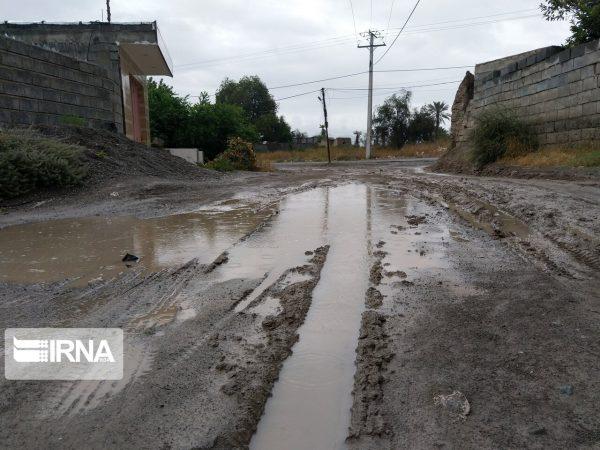 خسارت  ۴۳۰۰ میلیارد ریالی باران به زیر ساخت های هرمزگان