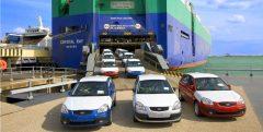 ترانزیت بیش از ۱۲۷ هزار خودرو به کشورهای آسیای میانه