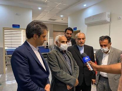 دکتر حسین فرشیدی : هماهنگی منطقه آزاد قشم با کادر درمان، عامل موفقیت قشم در کنترل شیوع بیماری کووید ۱۹