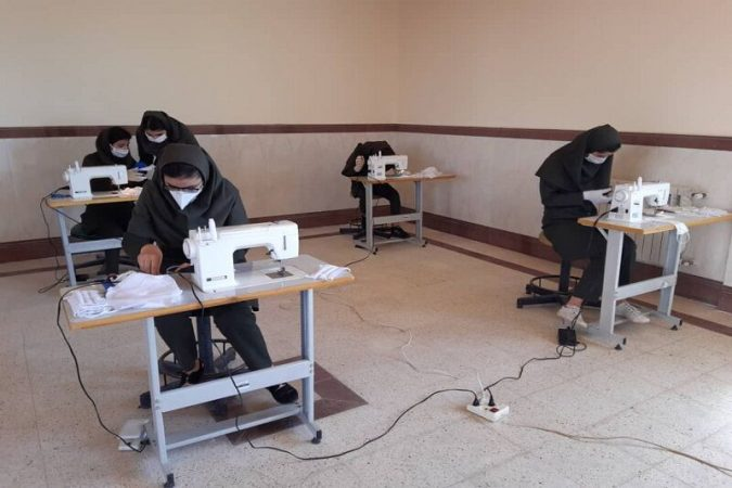 الزام کارکنان ادارات هرمزگان به استفاده از ماسک