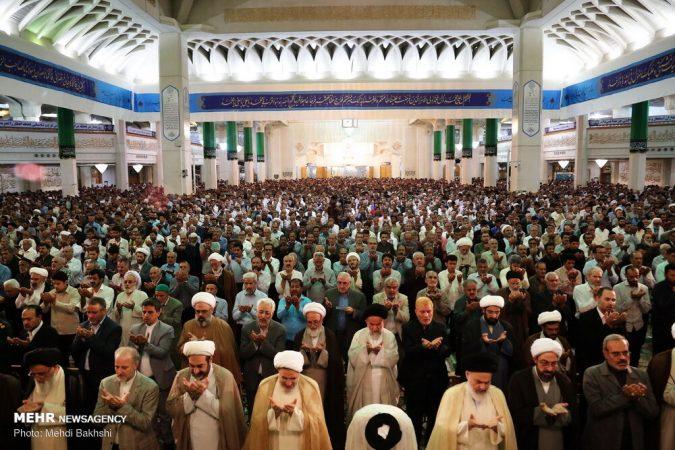 نماز عیدفطر در مساجد محلات و فضای باز برگزار می شود