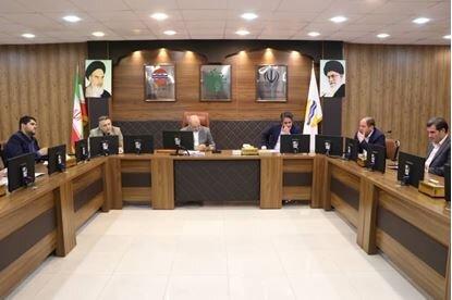 دومین نشست شورای هماهنگی اقدامات پسا کرونا منطقه آزاد قشم برگزار شد