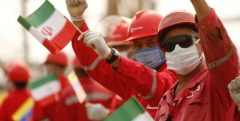 پیامهای روشن صادرات بنزین به ونزوئلا