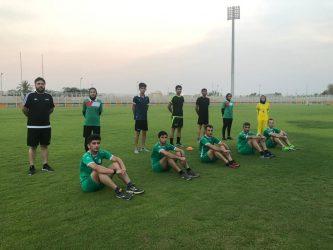 نخستین تمرین گروهی داوران فوتبال هرمزگان برگزار شد