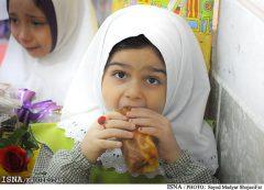 ارتباط موفقیت تحصیلی و تغذیه