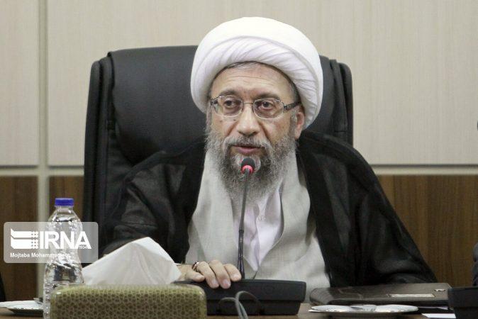 آملی لاریجانی: شورای نگهبان پشتوانه ملت ایران است