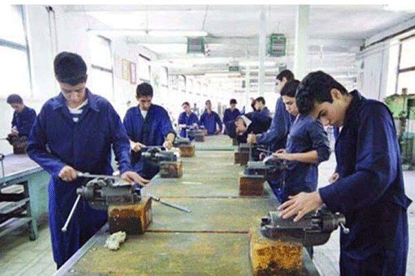 عدم استقبال از کلاسهای مهارت آموزی در سیریک
