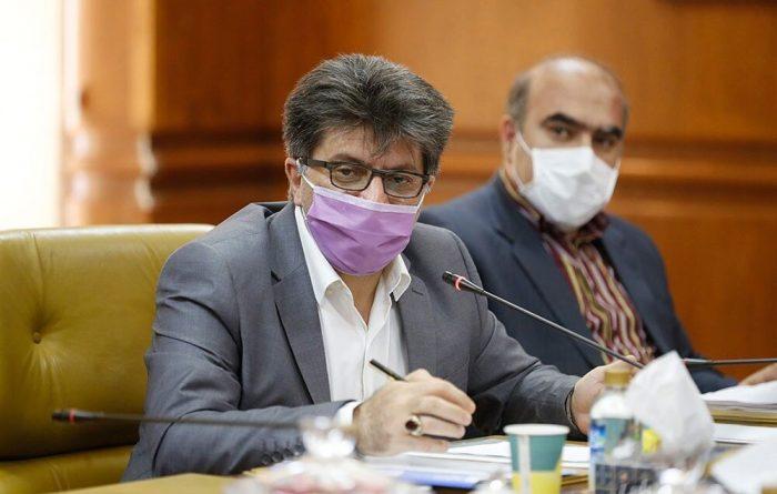 دکتر رضانیا : آغاز محدودیت یک هفته ای برای مقابله کرونا در کیش